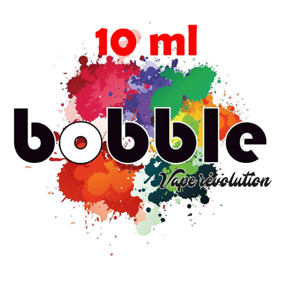 E-liquides BOBBLE en 10ml